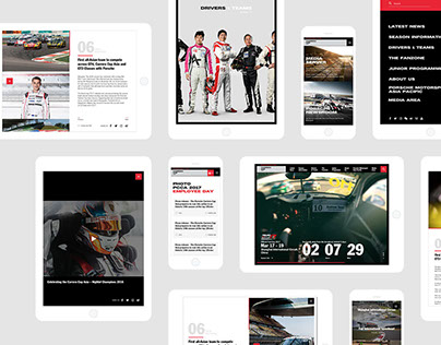 Porsche Carrera Cup Asia Official Website