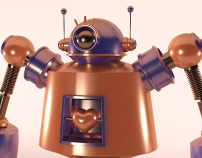 3D modelling - Robot