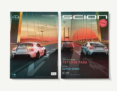 Scion Magazine 7 (the Japan Issue)