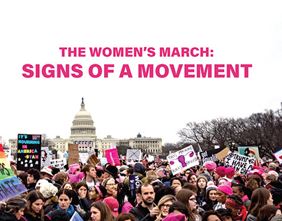 The Women's March: Signs of a Movement