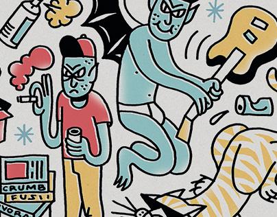 Serpiente Negra issue #1