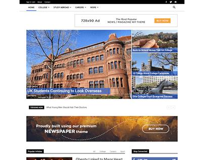 Newspaper College