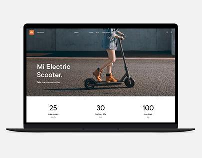 Xiaomi Corporate Website