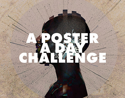 A Poster A Day Challenge