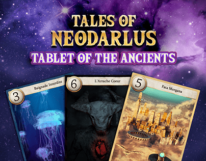 Tales of Neodarlus - Tablet of the Ancients