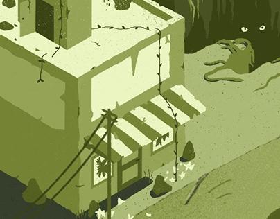 Green City Empty World - Collaboration