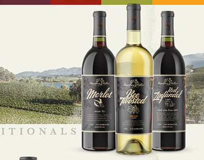 Hawstone Hollow Winery Traditionals