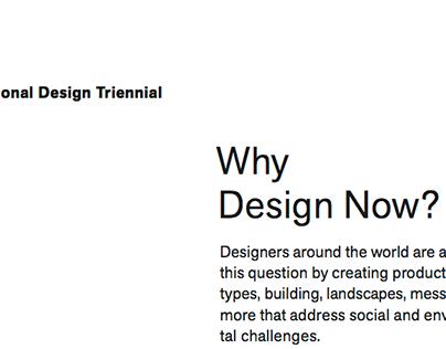 Typographic Hierarchy