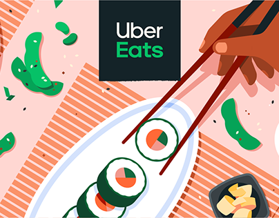 UberEats Illustration System