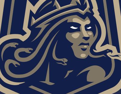 MEDUSA Sports Logo For Sale