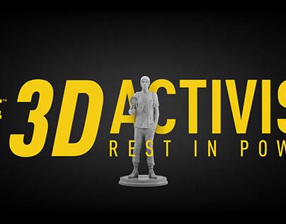 3D ACTIVIST