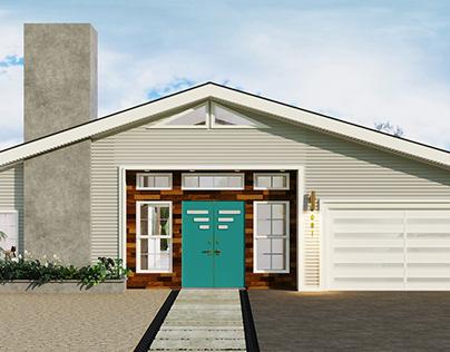 LONG BEACH HOUSE