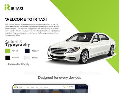 Uber like application development and unique design
