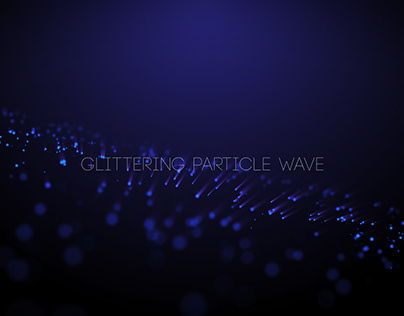 Echo waves Particle