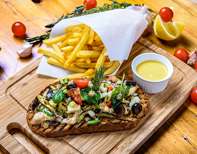 Food Photography - Kitchenation