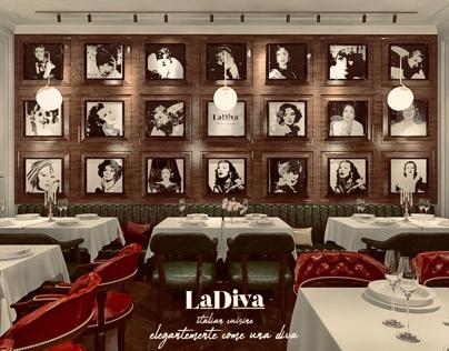 La Diva Restaurant Moers