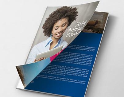 DVA FCU 2014 annual report