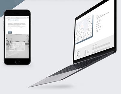 LLR ABOGADOS - Web Design