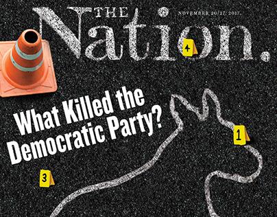 The Nation Cover. November 20, 2017