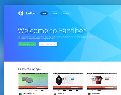 Fanfiber website