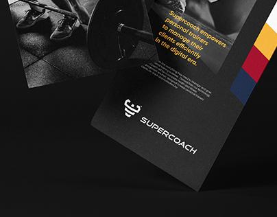 SuperCoach / Logo & Brand Identity / Egypt, 2020