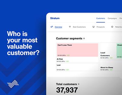 Customer intelligence platform product design