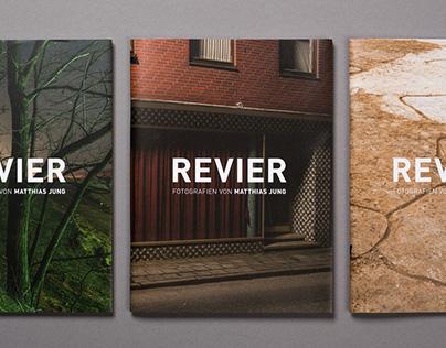 Revier / Ausstellungskatalog für Matthias Jung