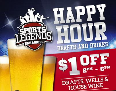 Sports Legends Bar & Grille