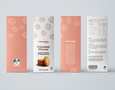 Papparich Cookie Packaging Design