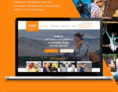 Website | Unique Job