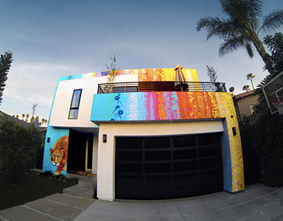 "Villa ""NoEgo"" West Hollywood"