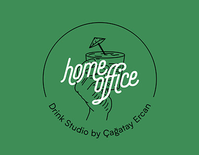 Home Office Cocktail Workshop Branding