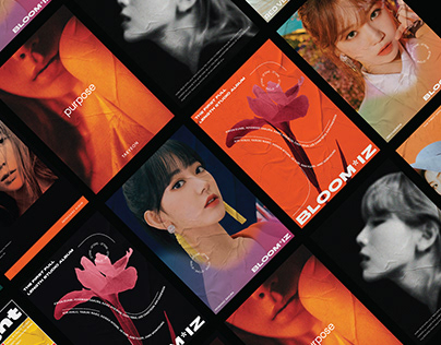 KPOP Best Releases Posters (First Half of 2020)