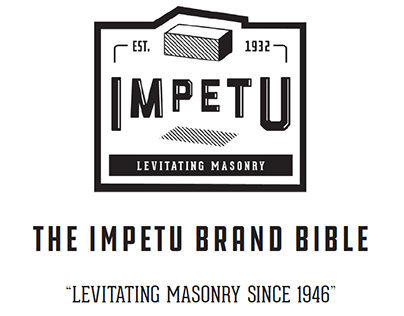Brand Bible for Impetu Masonry
