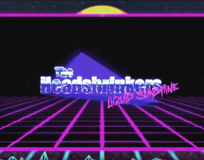 "The Headshrinkers ""Liquid Sunshine"" Lyric Video"