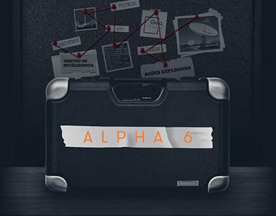ALPHA 6 - WEBINAR DE INVESTIMENTOS