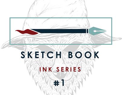 SKETCH BOOK - ink series .1