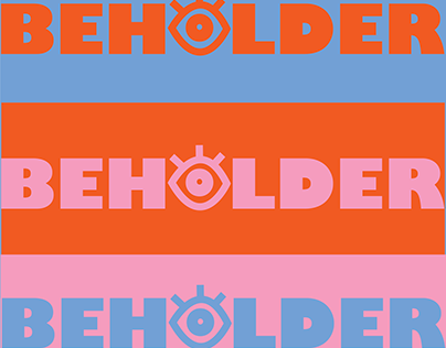 BEHOLDER (Branding Project)