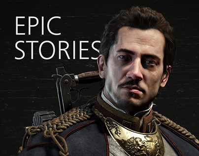 Autodesk Epic Stories: Ready At Dawn