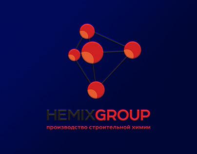 Фирменный стиль для компании Hemix Group