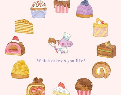 My favorite cake