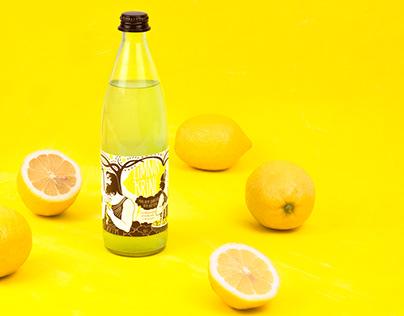 LIMNOS KRINI. Authentic greek lemonade