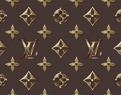 LV Flex&Gold Pattern