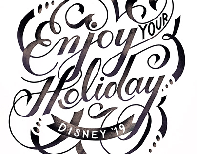 Enjoy Your Holiday