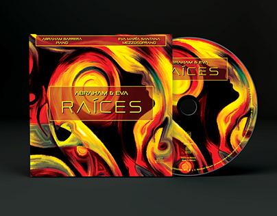 CD Artwork | Raíces