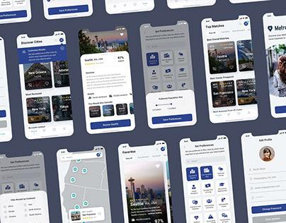 MetroMatcher App