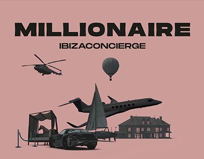 Millionaire / Brand Identity