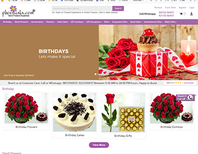 GIFTS TO INDIA   Online Flowers Delivery   DeanInfotech