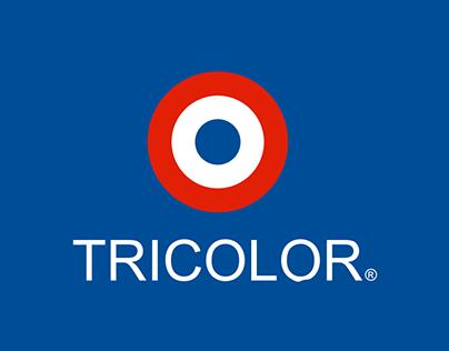 Tricolor - RRSS