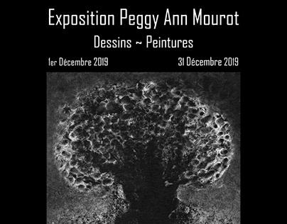 Peggy Ann Mourot ~ Expositions 2019 Au Poivre d'Âne
